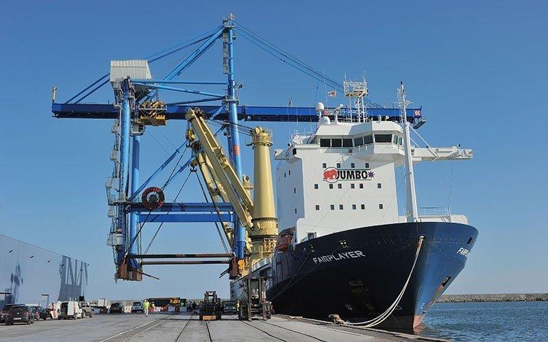 project scheepvaart