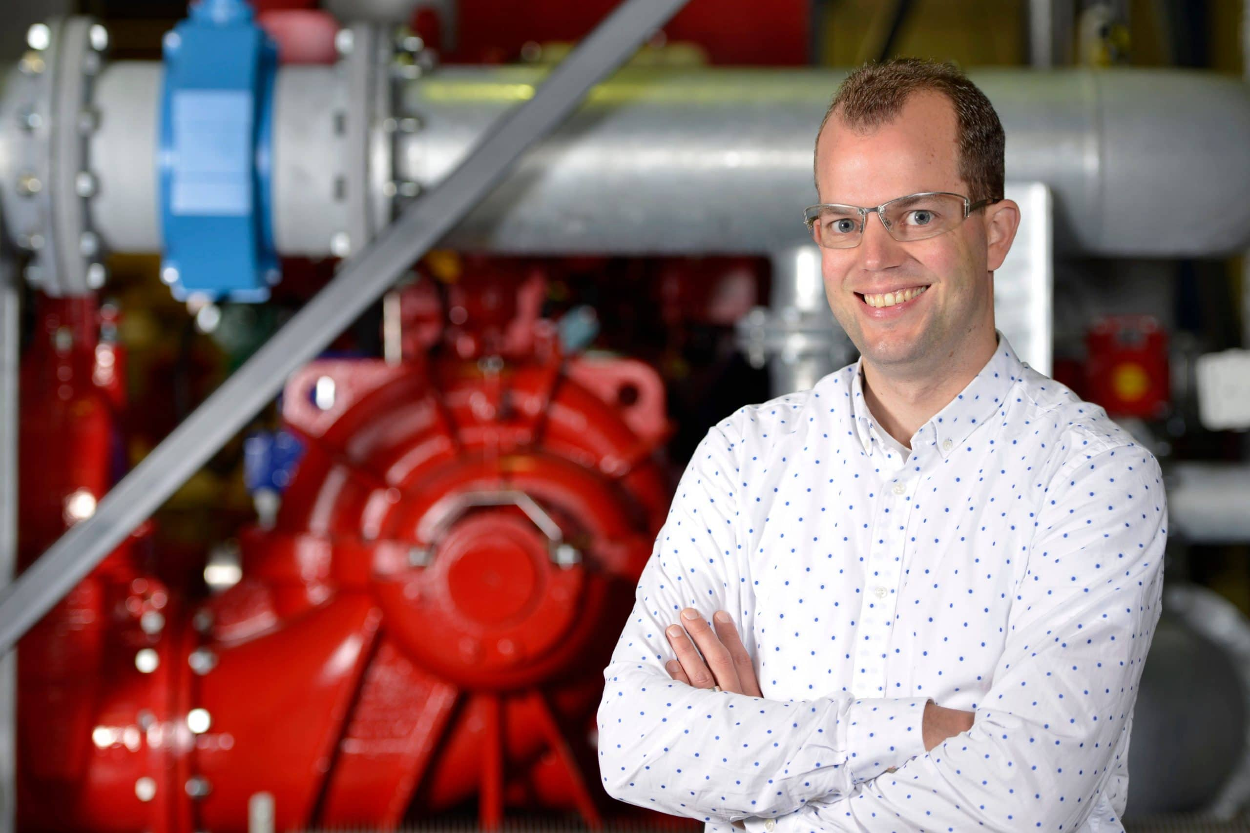 Alex Sluijs Inside Sales Engineer Pentair Fairbanks Nijhuis