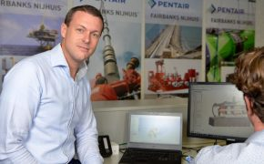 R&D Engineer Raymond Meijnen